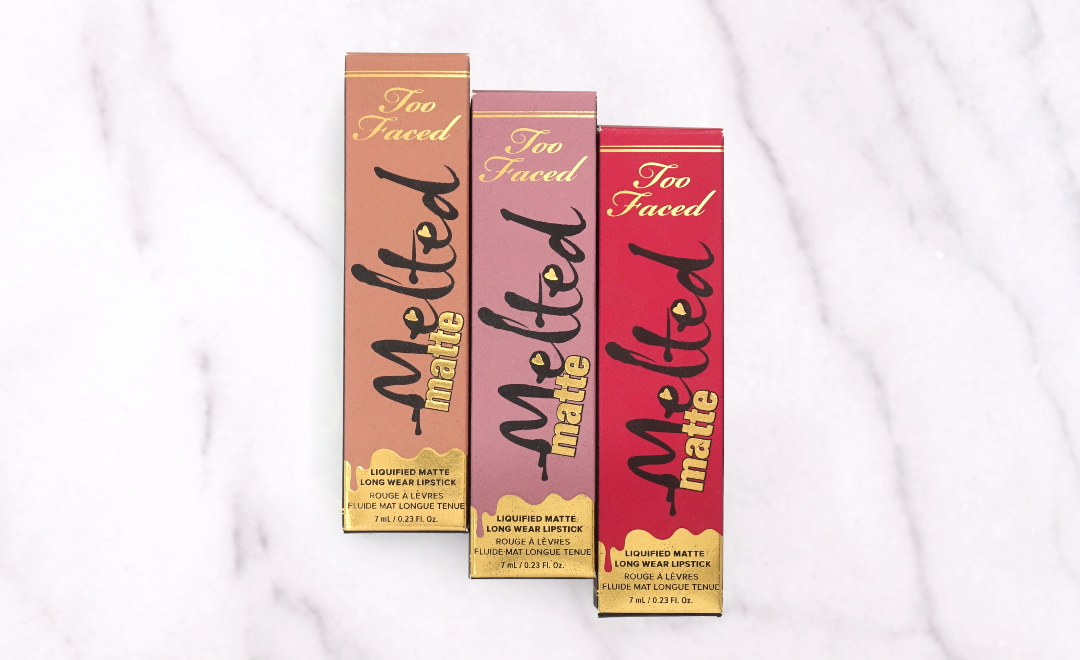 Melted Matte Too Faced Lenaelle