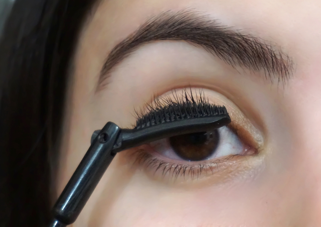 Application Mascara Noir Interdit Givenchy Lenaelle