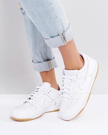 Baskets Nike Blanche Asos Lenaelle