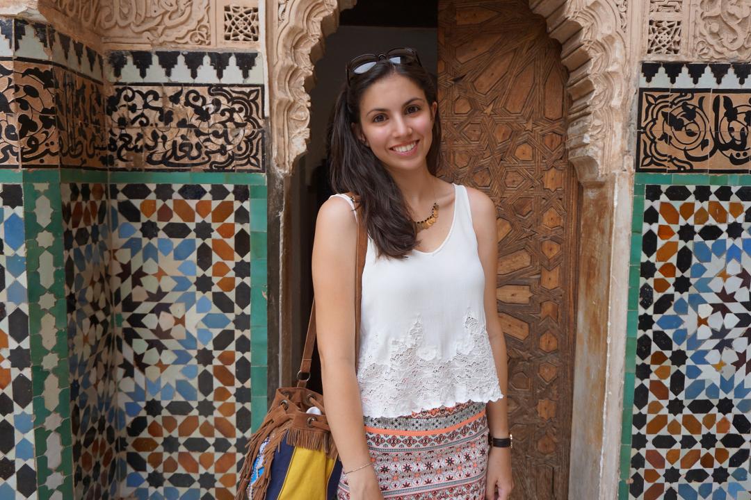 Look Marrakech Jupe New Look Lenaelle