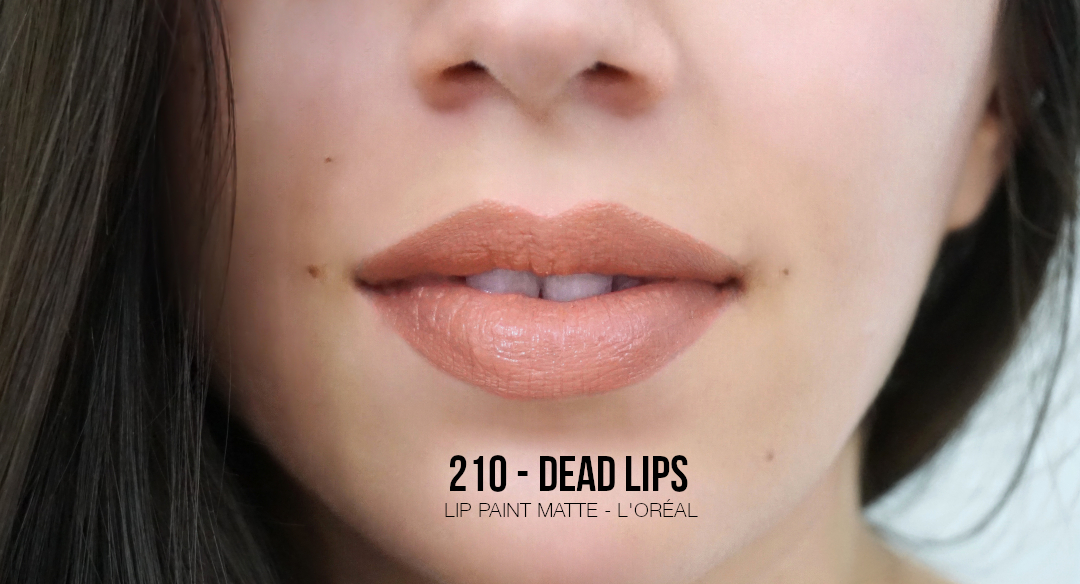 Lip Paint Loreal Dead Lips